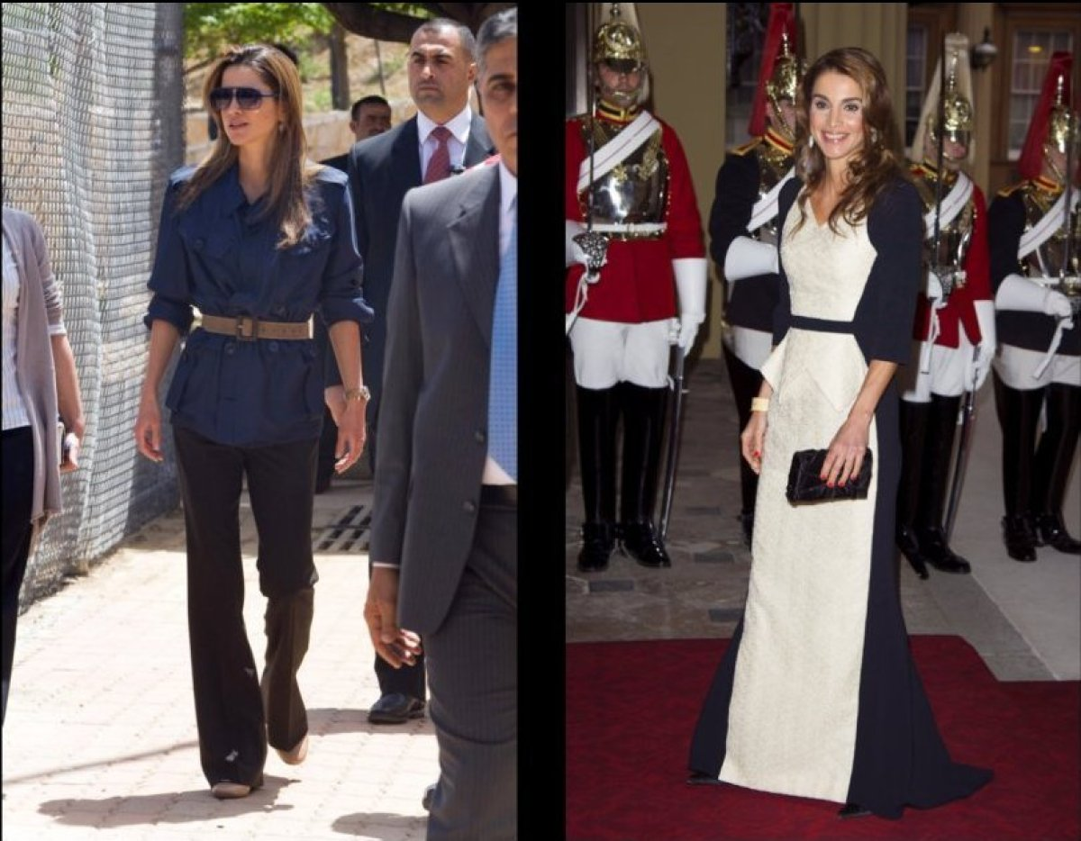 <strong>1. QUEEN RANIA, Jordan</strong>  A former tech professional, working for Apple before her coronation, Queen Rania o
