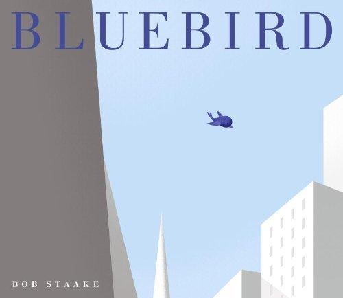 "This <a href=""http://www.amazon.com/Bluebird-Bob-Staake/dp/0375870377/ref=sr_1_1?s=books&ie=UTF8&qid=1360279900&sr=1-1&keywor"