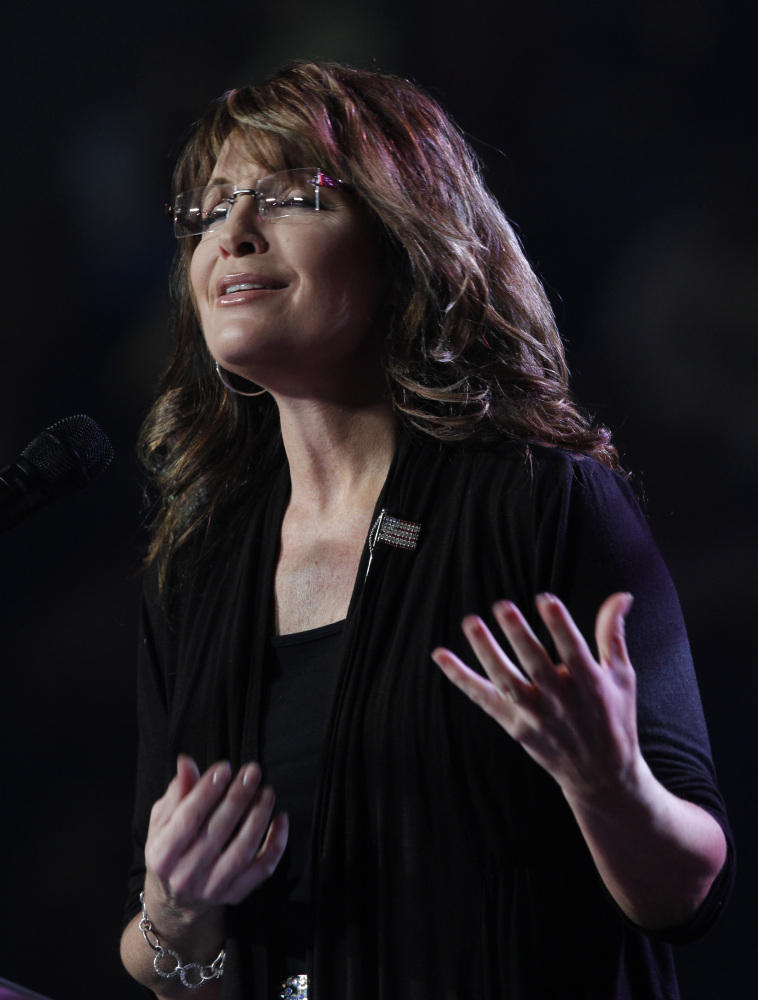 """Palin's emails from April 2009 show her mounting frustrations with the demands of her office.  """"Unflippinbelievable,"""" she w"""
