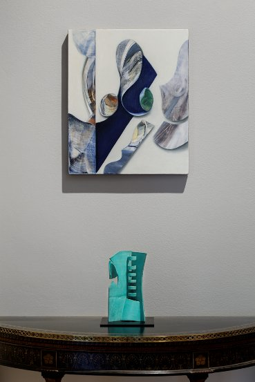 <strong>Lesley Vance & Ricky Swallow</strong> work side by side; it shows in their work, and their joint exhibition was desig