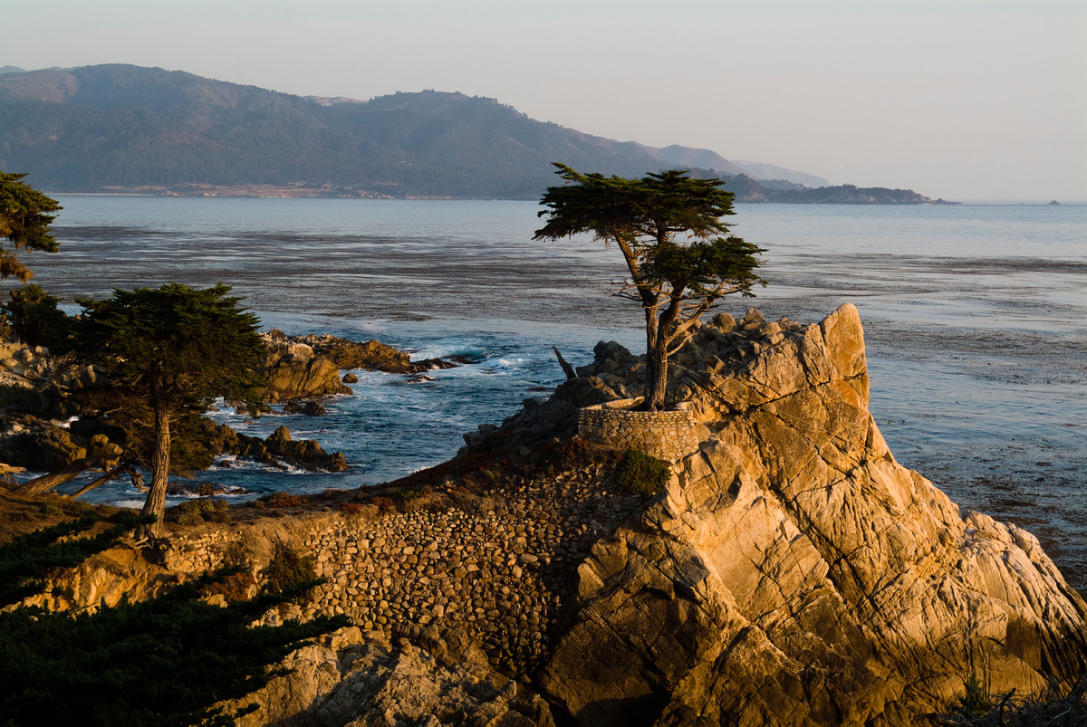 WInding along the coast of Monterey and Carmel-by-the-Sea, the historic 17-mile drive is a perfect way to explore the beautif