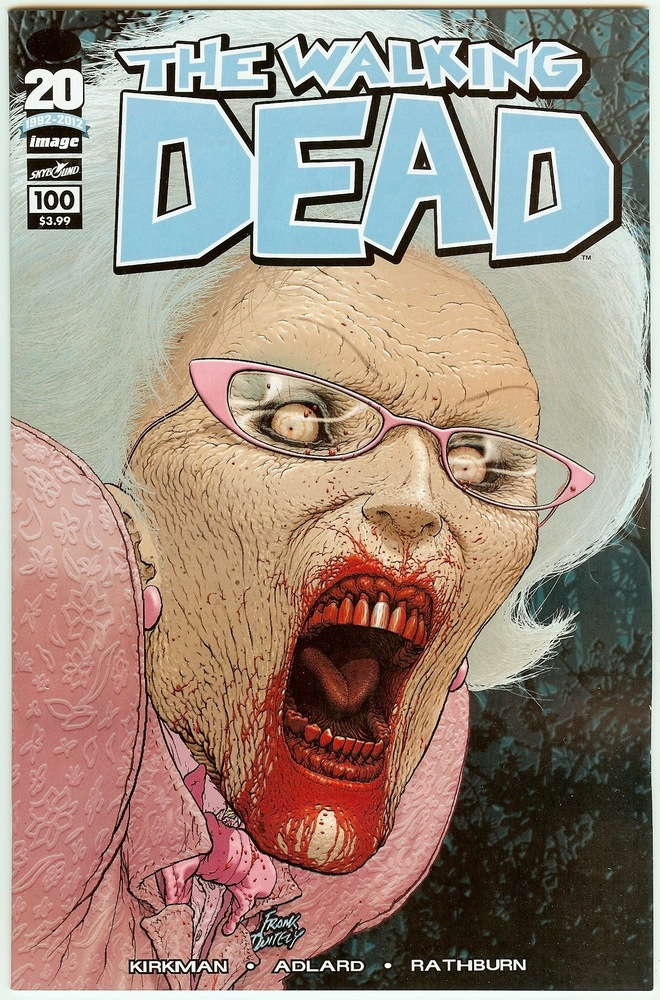 We will start with the most obvious and one of my best beloved series. I admit the last <em>Walking Dead</em> graphic novel p