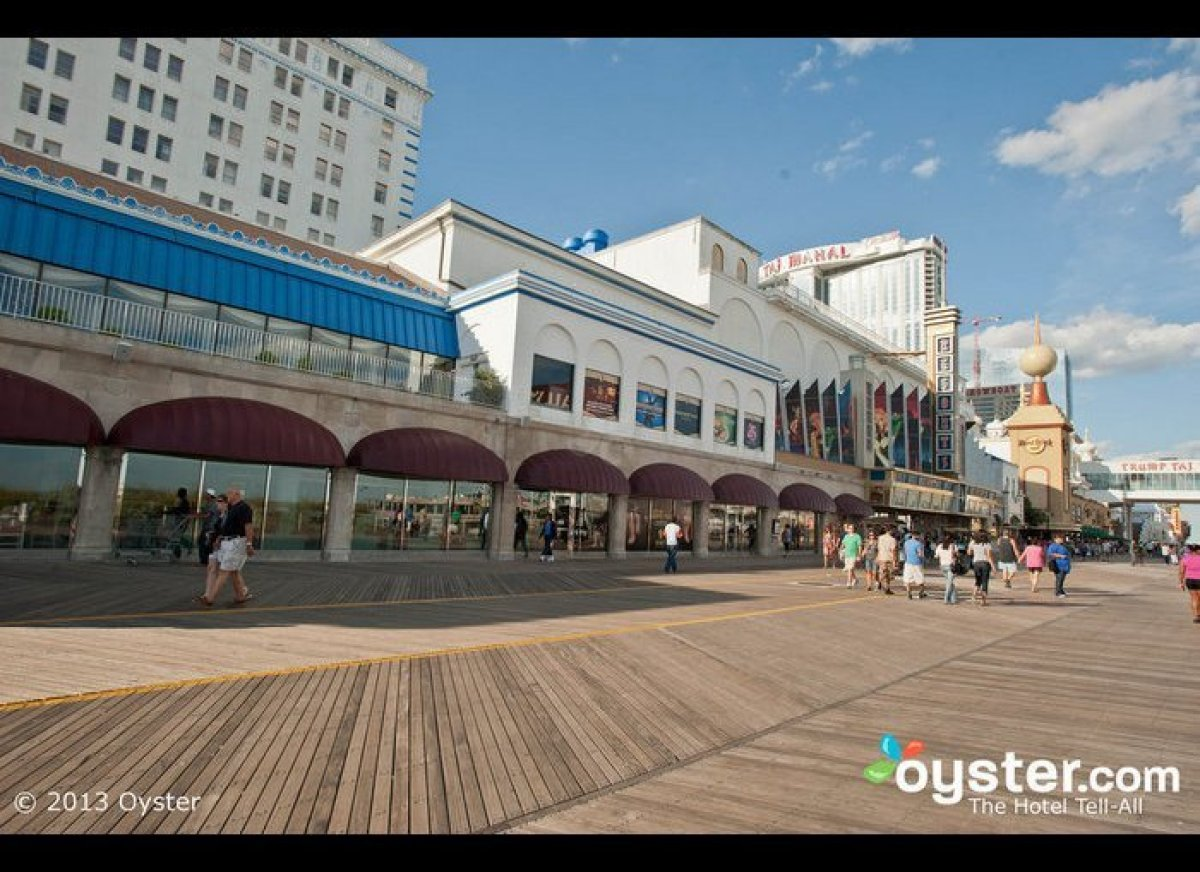 First opened in 1870 and now spanning 5.5 miles, the Atlantic City Boardwalk is both the oldest in America <em>and</em> the l