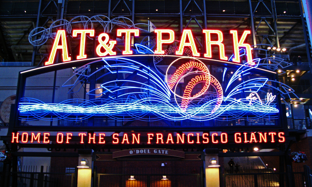 San Francisco Giants Price of a small draft beer: $6.75