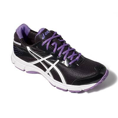 "A cushioned heel paired with a flexible forefoot helps the Asics Gel QuickWalk ($65; <a href=""http://www.asicsamerica.com/foo"