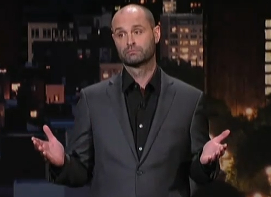 While Ted Alexandro is now appearing on major shows like Letterman and headlining sold out clubs nationwide, he earned his st