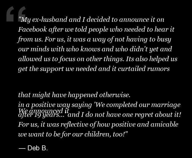 Do people regret divorce
