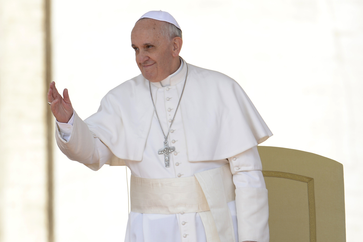 Born Jorge Mario Bergoglio in Buenos Aires, Argentina, Pope Francis is the current 266th Pope of the Catholic Church. He is a