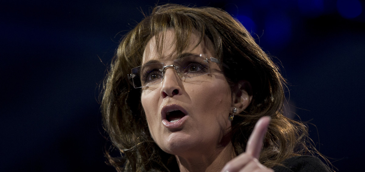 "Palin spoke out on marijuana in 2010, saying she didn't support legalizing it but also calling it a ""minimal problem"" for the"