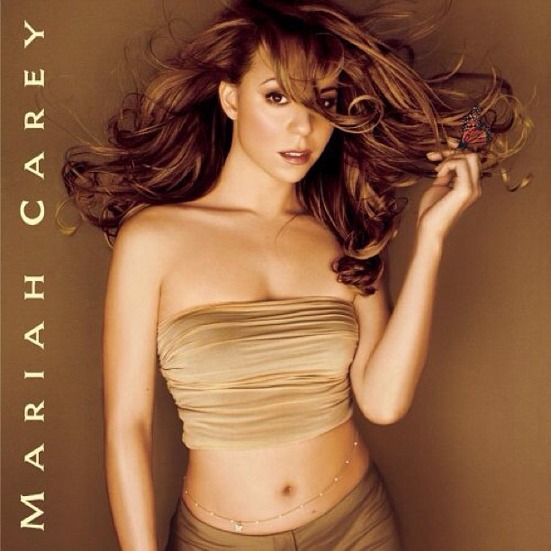 In honor of our Music Issue, the first album cover I styled. @mariahcarey (Photo by Michael Thompson) (@mrjoezee)