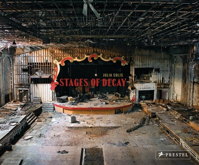 """<a href=""""http://stagesofdecay.com/"""" target=""""_blank"""">""""Stages of Decay""""</a> by Julia Solis was published in March 2013 by Prest"""