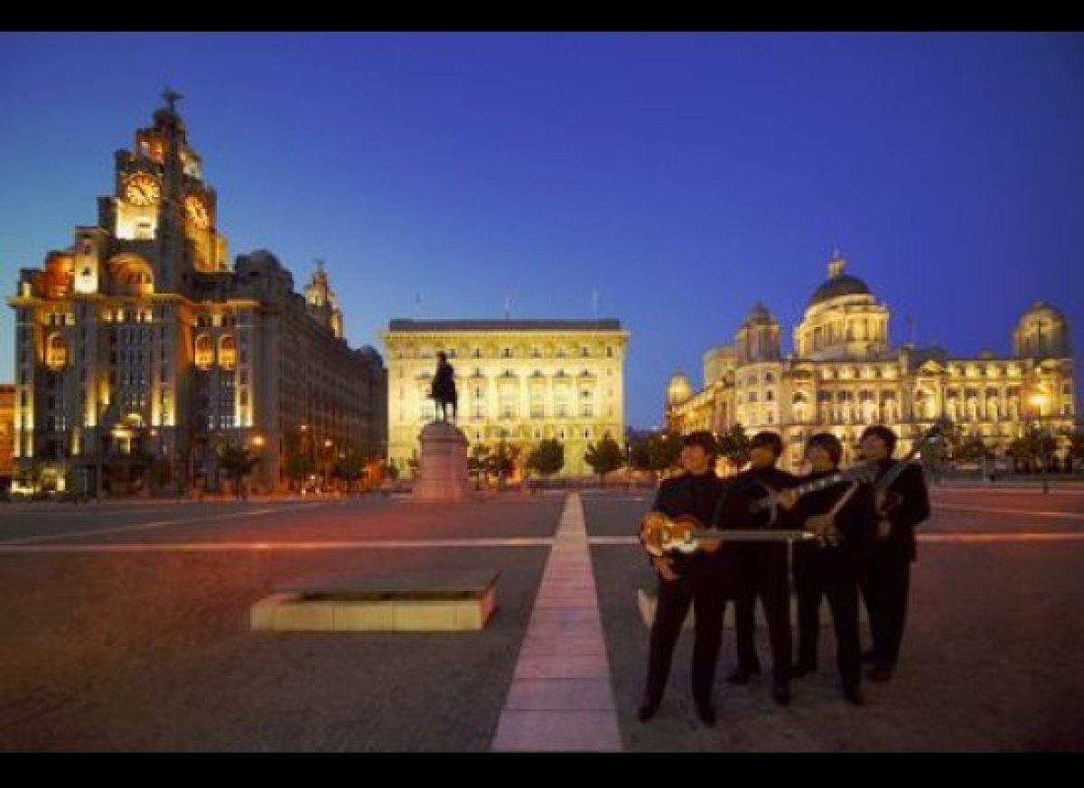 "Begin your Beatles adventure in <a href=""http://www.visitliverpool.com/"" target=""_hplink"">Liverpool</a>, England, where you c"