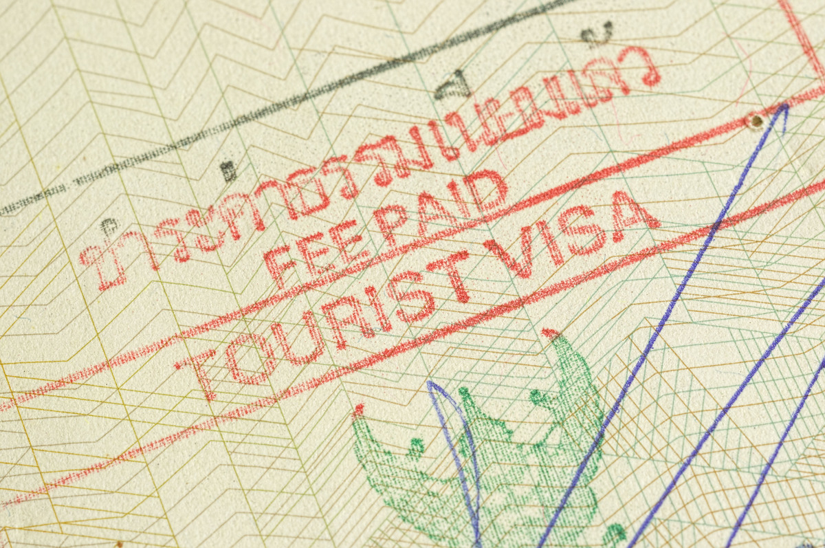 """A visa run refers to leaving a country before your permitted length of stay expires. The word """"visa"""" seems like a misnomer at"""