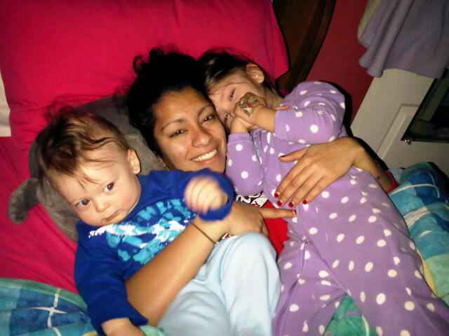 "<a href=""https://twitter.com/kateygoalie"" target=""_blank"">Angie Seth, Toronto,  Ont. </a> ""I am a Mother of three beautiful c"