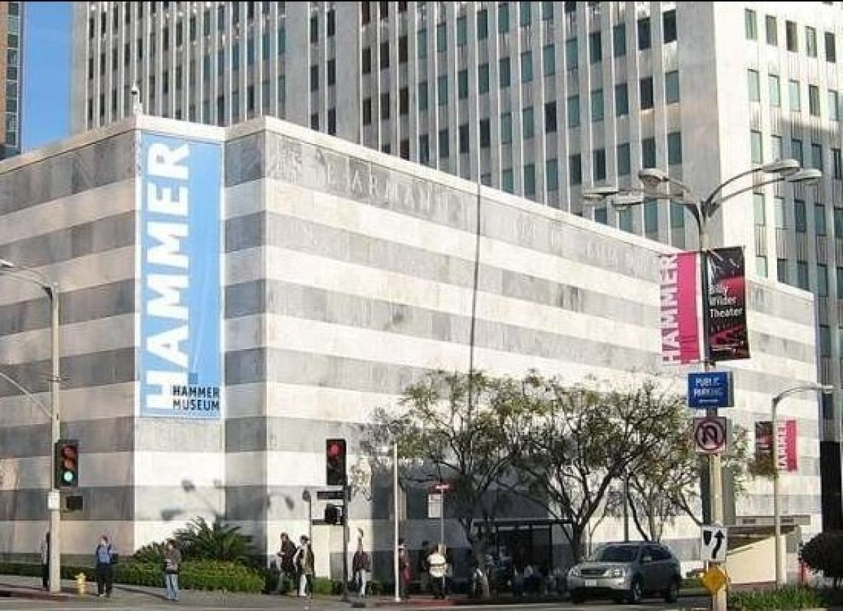 On May 5, 2013 the Hammer Museum is opening its doors to some bonafide creative types: kids. The Hammer is bringing in sculpt
