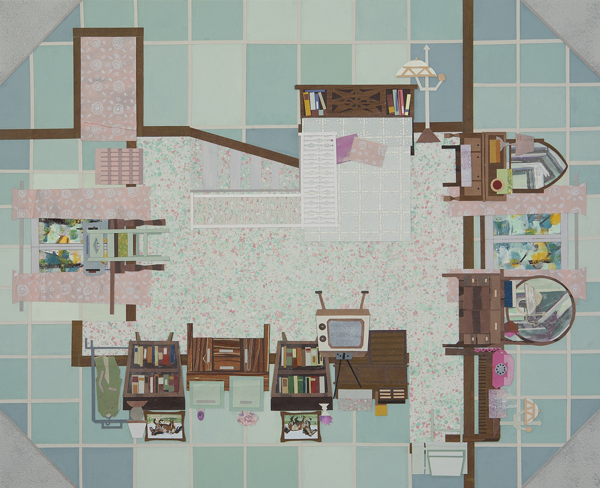 """<strong>WHAT:</strong> <a href=""""http://monyarowegallery.com/index.php?ref=ArtCalendr.com"""" target=""""_blank"""">Ann Toebbe: Rooms <"""