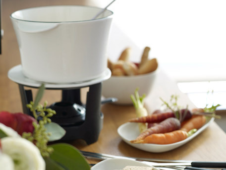 """<strong>Get the <a href=""""http://www.huffingtonpost.com/2011/10/27/whiskey-cheese-fondue_n_1058790.html"""" target=""""_blank"""">Whisk"""