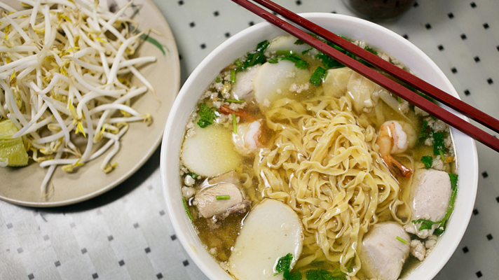 If you're into noodles, there are a few hidden gems in Chinatown in case you don't want to drive into the San Gabriel Valley.