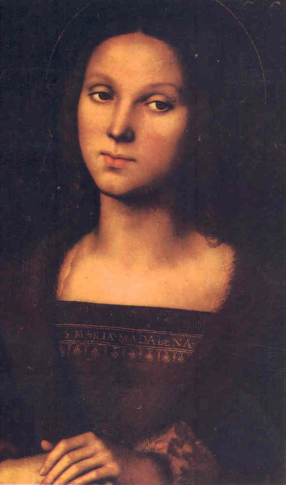 A story of Mary (Magdalene) as she attempts with new teachings from Jesus to console the disciples after he has left them.