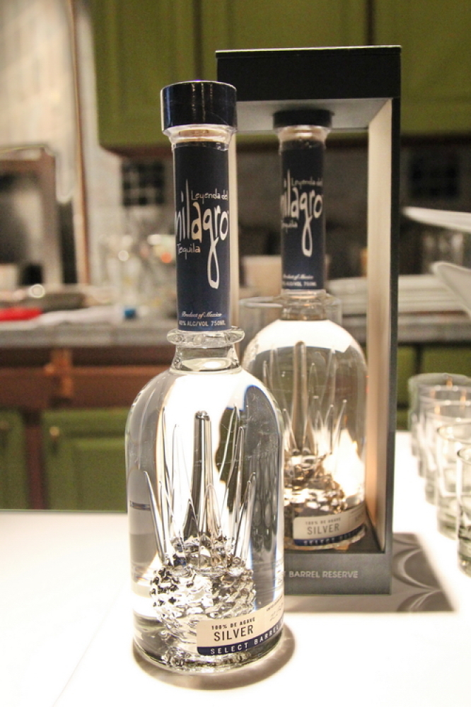 Start with a 100 percent agave tequila for the purest expression of agave.