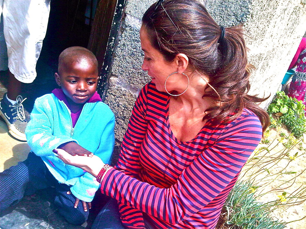 My colleagues and I are saving lives. Every day. Every week. 100,000 lives every month. Knowing that I am working to change t