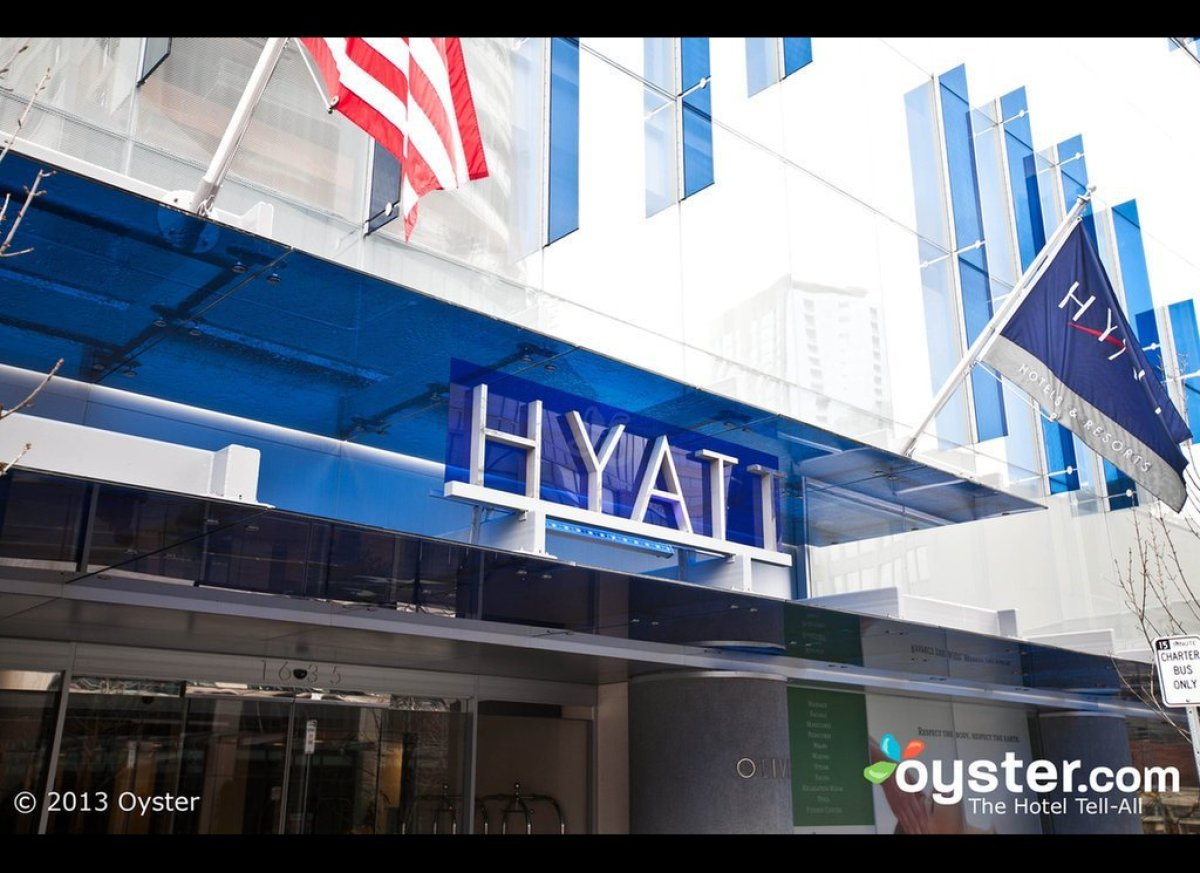 Hyatt, which has 492 hotels worldwide, is one of the largest chains to introduce healthy food options at its properties. The
