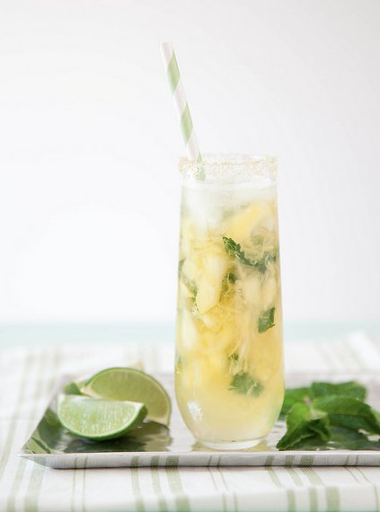 "<strong>Get the <a href=""http://www.annies-eats.com/2014/03/26/pineapple-mojitos/"" target=""_blank"">Pineapple Mojitos recipe</"
