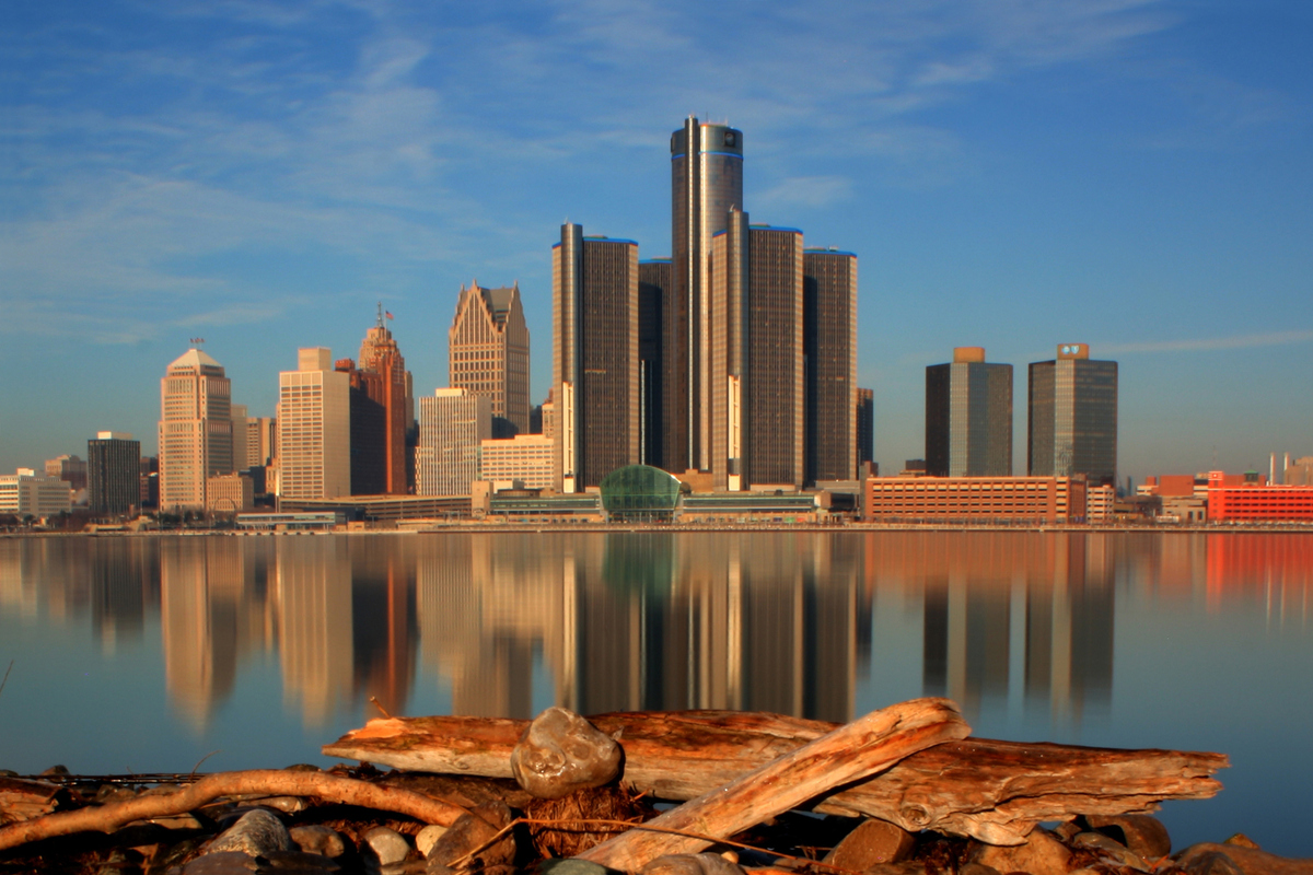 "That's the pitch that inspired the slogan brainstorm.   The Detroit Metro Convention & Visitors Bureau will <a href=""http://w"