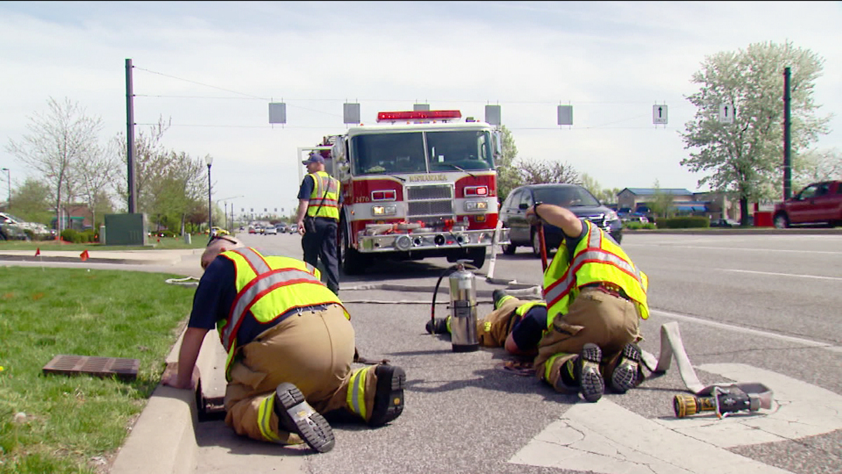 """<a href=""""http://www.wsbt.com/news/wsbt-firefighters-rescue-ducklings-at-busy-mishawaka-intersection-20130505,0,6640389.story"""""""