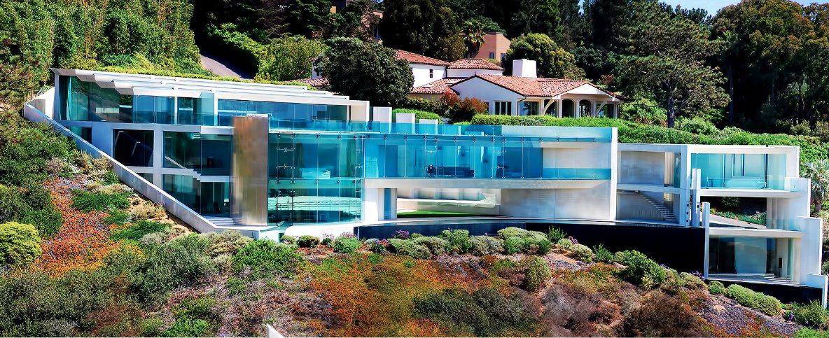 The Razor Residence In La Jolla California May Be The