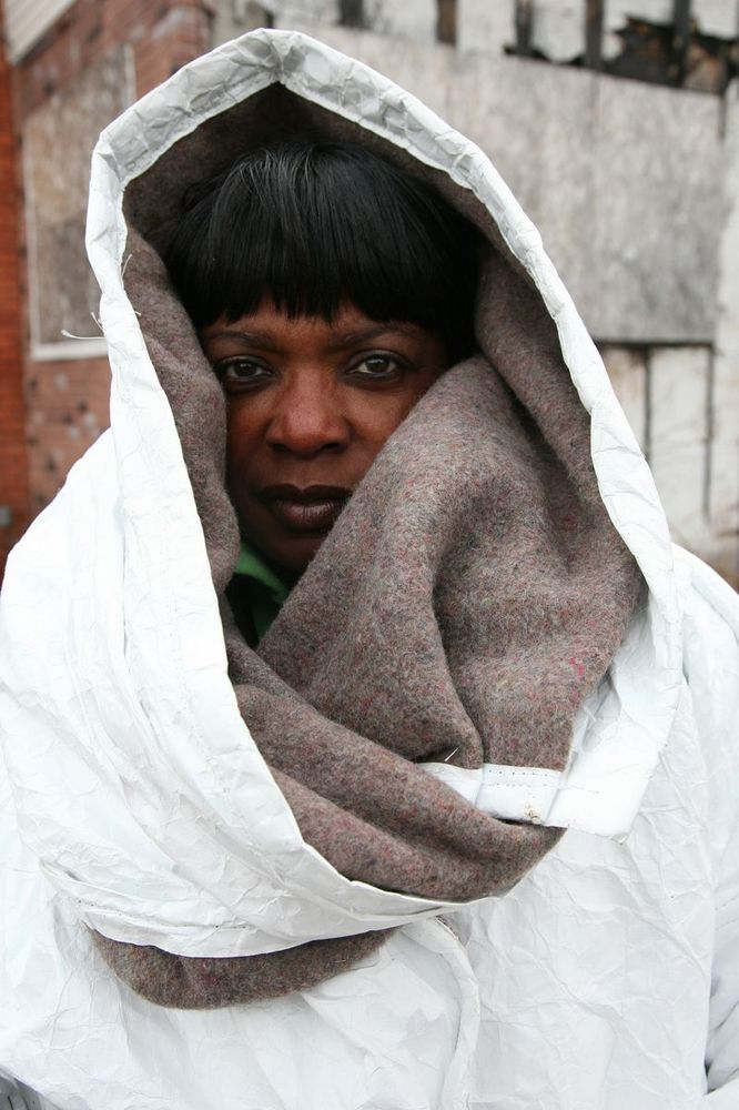 The Empowerment Plan in Detroit has developed a coat that doubles as a sleeping bag for Detroit's homeless. The company also