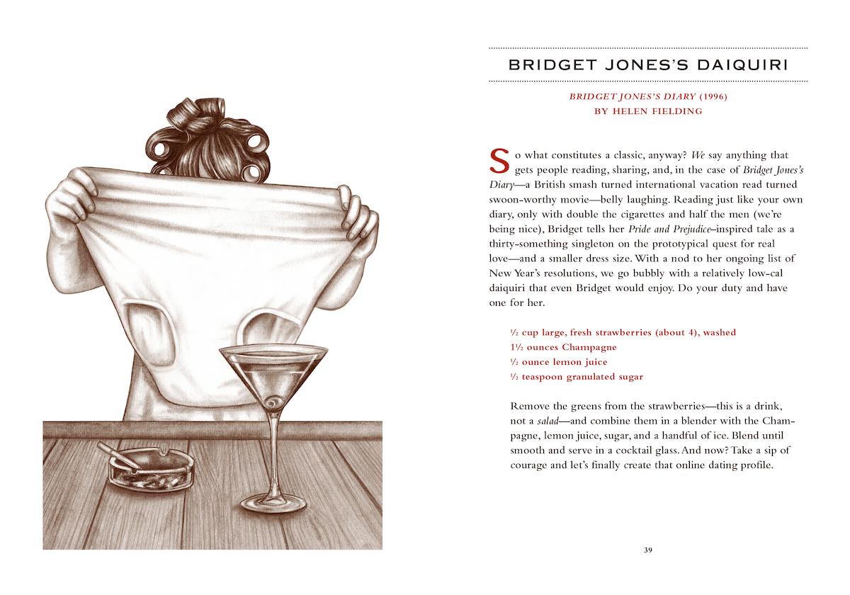 Tequila Mockingbird Book 7 Literary Cocktail Recipes