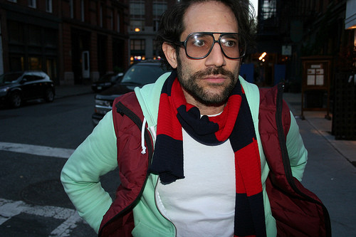 "American Apparel CEO Dov Charney has <a href=""http://www.huffingtonpost.com/2012/03/22/irene-morales-dov-charney_n_1373424.ht"