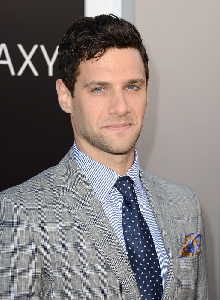 WESTWOOD, CA - MAY 20:  Actor Justin Bartha arrives at the premiere of Warner Bros. Pictures' 'Hangover Part 3' on May 20, 20