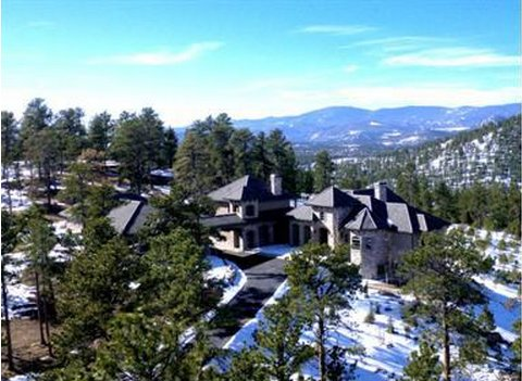 1325 Silver Rock Ln, Evergreen, CO 80439  Beds: 4 Baths: 8 House Size: 9,737 Sq Ft Lot Size: 10 Acres Year Built: 2007  For m