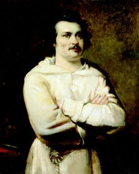 Balzac's writing schedule was brutal: He ate a light dinner at 6:00 p.m., then went to bed. At 1:00 a.m. he rose and sat down