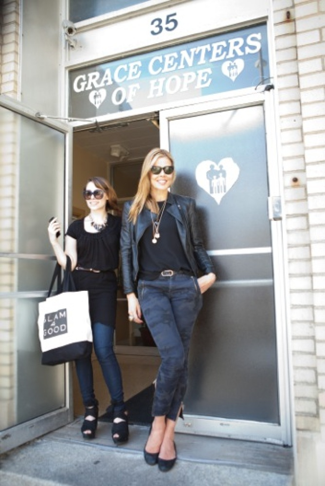 Mary Alice and her Studio Director, Gabrielle Swan, arrive in Pontiac, Michigan to meet the 10 women they will style for the