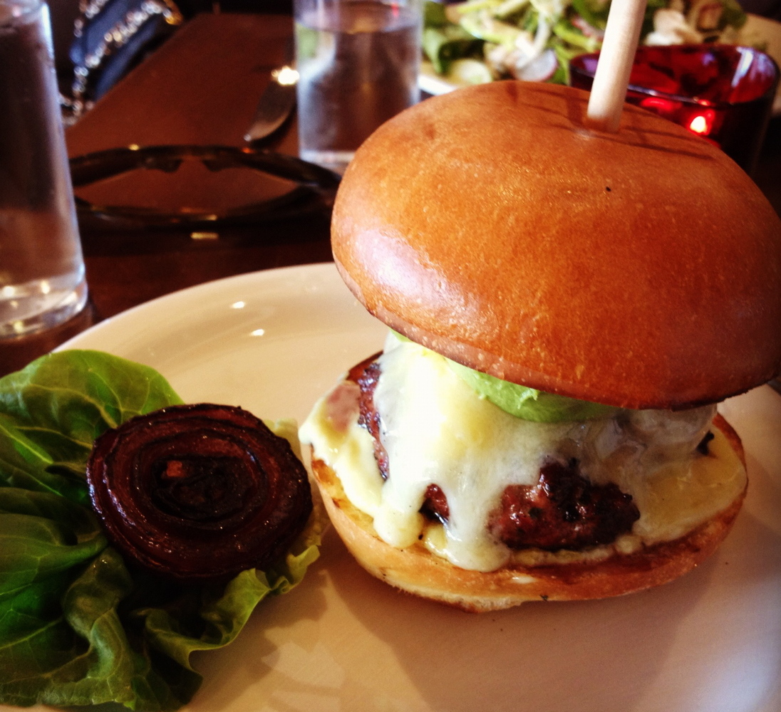 Cooks County is one of those restaurants with so many appealing and accessible options on their menu, the burger often finds