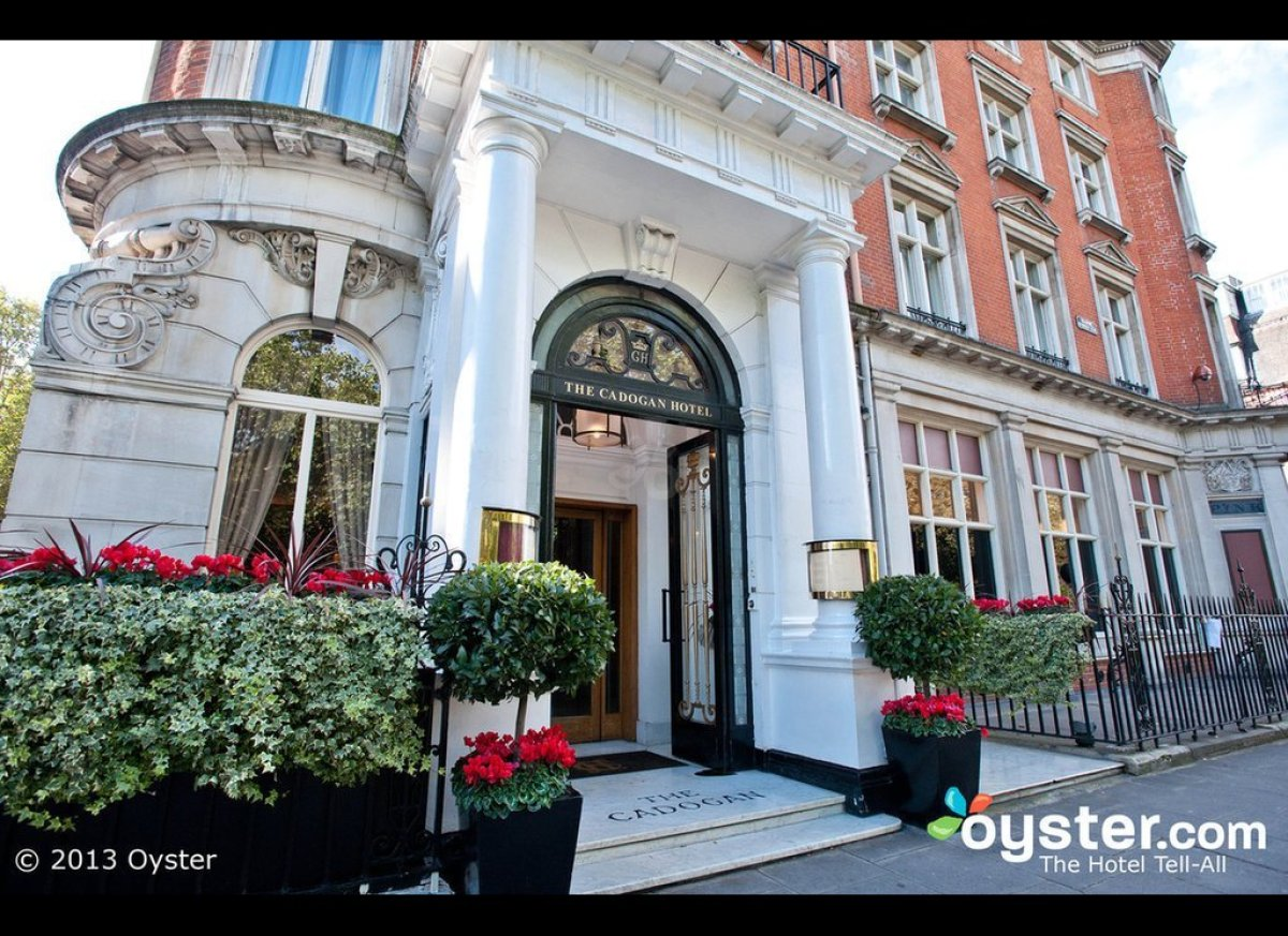 Built in 1887, the Cadogan Hotel has seen its fair share of history within the walls of the stately Edwardian townhouse. In t