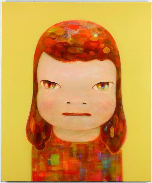 """Missed Autumn Rendez-Vous, 2013 acrylic on canvas 76-3/8"""" x 63-3/4"""" (194 cm x 161.9 cm)"""