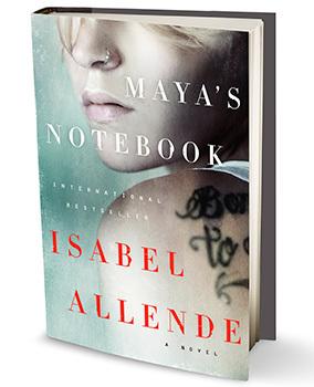 "<em>By Isabel Allende </em>  ""I turned sixteen and my family crumbled away,"" writes Maya Vidal, narrator of Isabel Allende's"