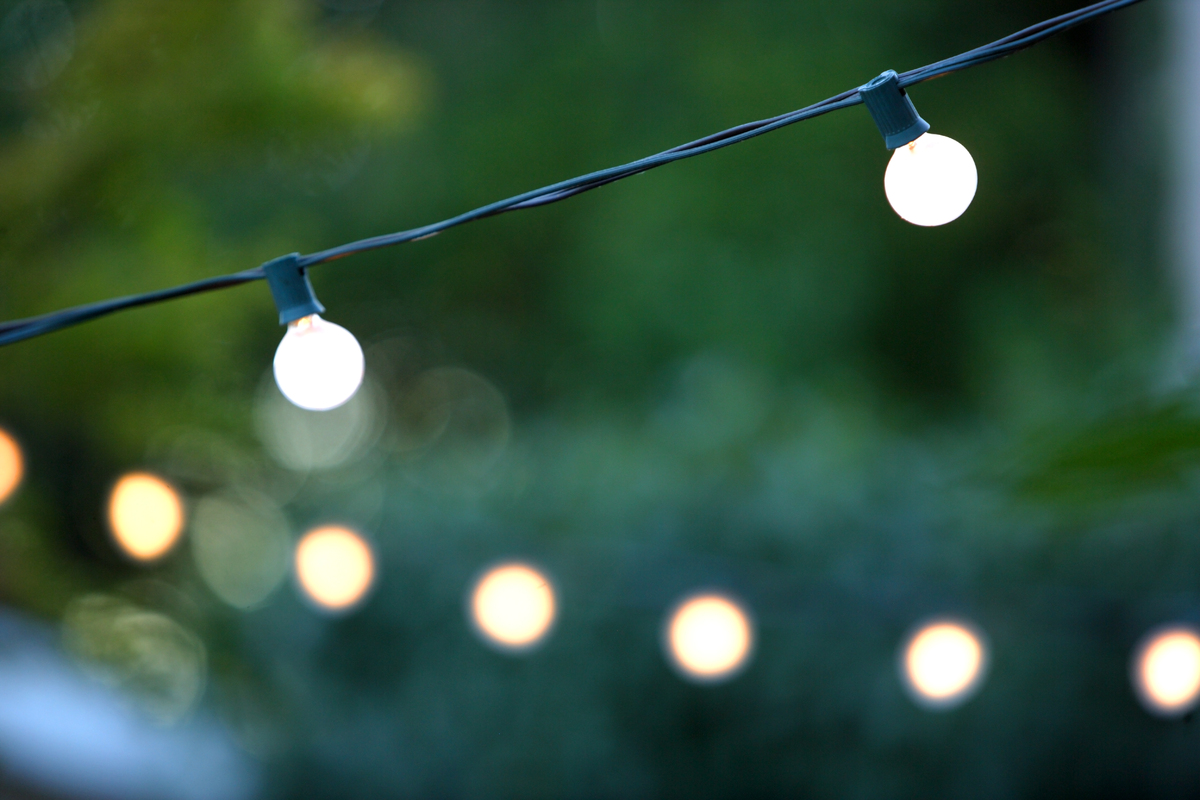 diy outdoor party lighting ideas. weekend diy ideas: 7 projects to tackle before throwing an outdoor party (photos) diy lighting ideas