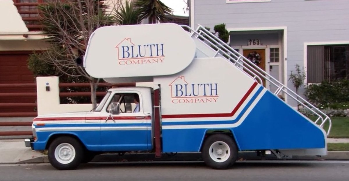 The Bluth family's primary source of transport, as well as the last vestige of their former wealth. Perfect for escaping pris