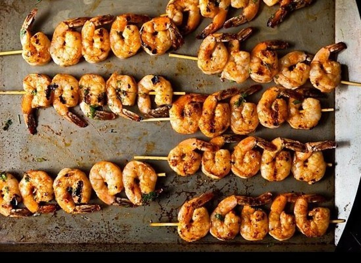 "<em><strong><a href=""http://food52.com/recipes/246-spicy-shrimp"" target=""_hplink"">Get the recipe on Food52</a></strong>.</em>"