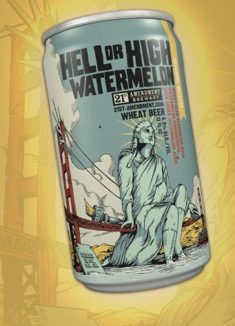 We love 21st Amendment. Their Bitter American is one of our favorite beers right now. But we'd like to ask them to kindly rem