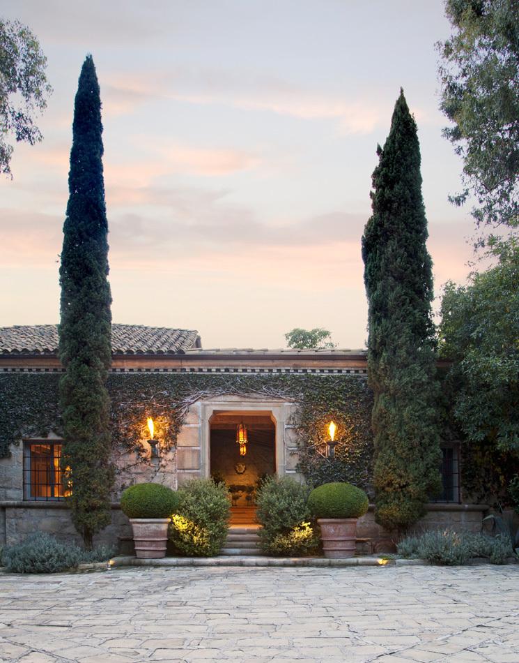 Ellen portia buy house in santa barbara calif listed at for Barbara house