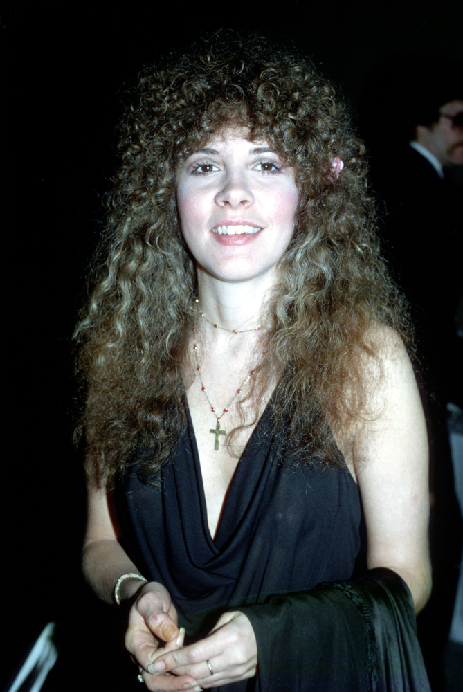 Stevie Nicks' Style Is Bohemian Cool At Its Finest (PHOTOS ...