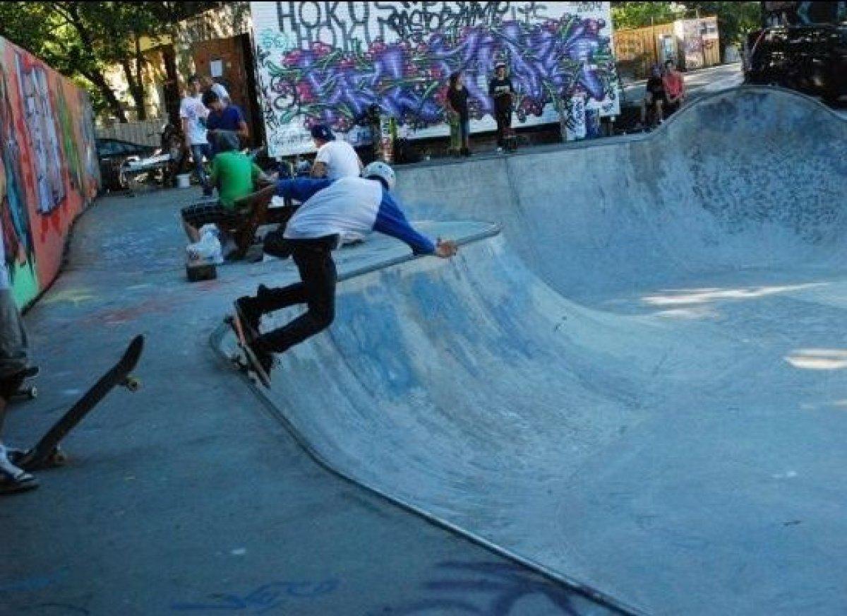 Gamlebyen Skatepark (by Andrea Chirulescu)