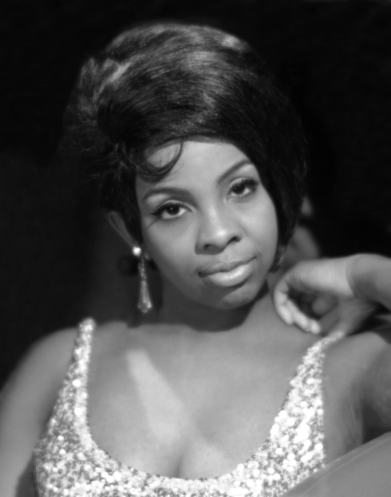 UNITED STATES - CIRCA 1964: Photo of Gladys Knight (Photo by Michael Ochs Archives/Getty Images)