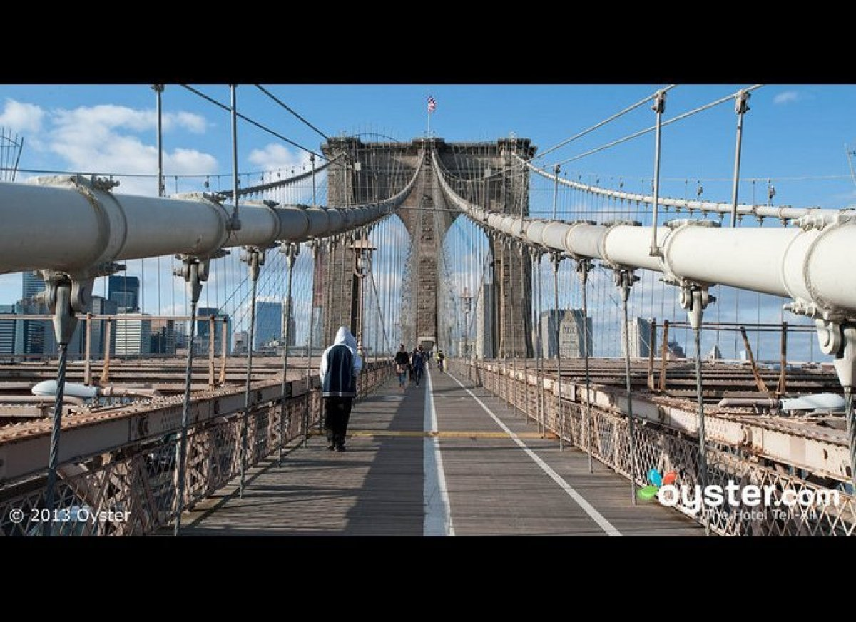 New York is filled with plenty of must-see attractions, but this year it's all about the Brooklyn Bridge. The iconic structur